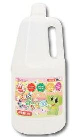 【送料無料】 スーパーシャボン玉液 1800ml 補充液 国産