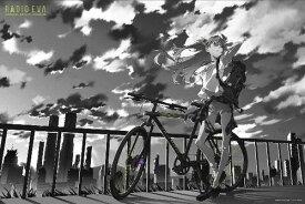 【送料無料】エヴァンゲリオン RADIO EVA Illustration 01 丘の上のアスカ 50x75cm 10-1365