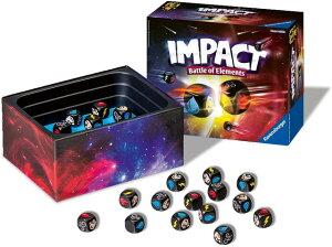 【送料無料】 インパクト IMPACT ボードゲーム ダイスゲーム サイコロ パーティーゲーム 知育玩具 BRIO ブリオ