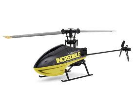 【送料無料】 完成品ラジコンヘリコプター INCREDIBLE インクレディブル MODE1 イエロー RTFセット 2.4GHz GB140