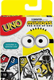 【ネコポス送料無料】 UNO ウノ ミニオンズ2 カードゲーム パーティーゲーム