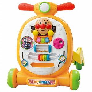 【送料無料】 アンパンマン 乗って!押して!へんしんウォーカー