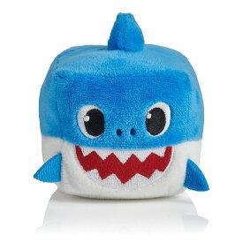【送料無料】 Plush Cube Daddy Shark BS ベイビーシャーク メロディキューブ ダディシャーク
