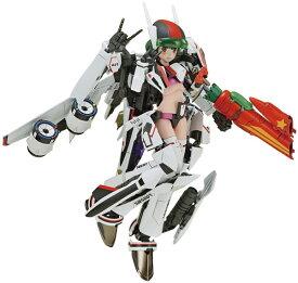 【2022年5月発売予定】 【送料無料】 アオシマ プラモデル ACKSシリーズ V.F.G. マクロスF VF-25F メサイア ランカ・リー MC-09