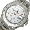 ロレックス ROLEX ヨットマスター ロレジウム 116622 自動巻き メンズ 腕時計【中古】