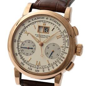 ランゲ&ゾーネ A.LANGE&SOHNE ダトグラフ 403.032 手巻き メンズ 腕時計【中古】