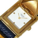エルメス HERMES メドール ME1.201 クオーツ レディース 腕時計【中古】