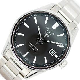 タグ・ホイヤー TAG HEUER カレラ キャリバー5 WAR211A.BA0782 自動巻き メンズ 腕時計【中古】