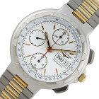 ロンジン LONGINES コンクエストクロノ 674-4943 自動巻き メンズ 腕時計【中古】