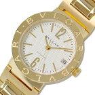 ブルガリ BVLGARI ブルガリブルガリ BB33GG K18YG 自動巻き ユニセックス 腕時計【中古】
