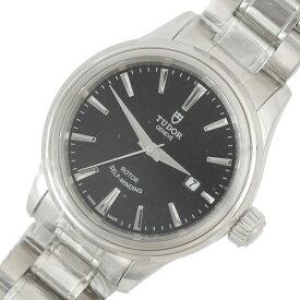 チュードル TUDOR スタイル 12100 ブラック 自動巻き レディース 腕時計【中古】