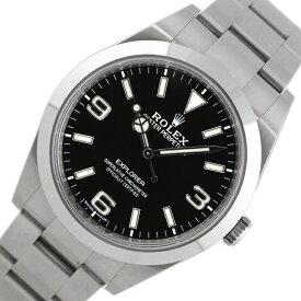 ロレックス ROLEX エクスプローラー1 214270 自動巻き メンズ 腕時計【中古】