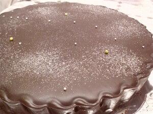 でっかい7号(21cm)ザッハトルテ風チョコレートケーキ