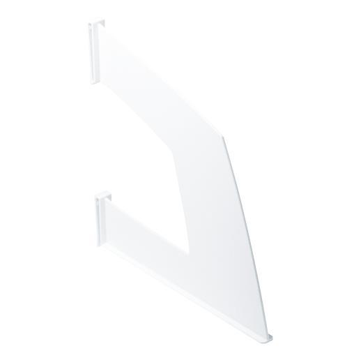 ソニック[FB-756-W]ファイルボックス仕切板 縦型ホワイト[ファイル・ケース][整理用品][ファイリングボックス]