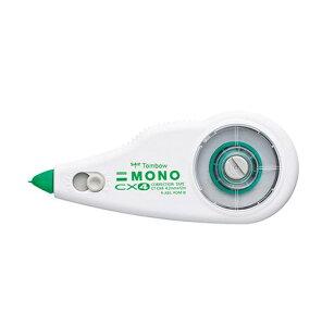 トンボ鉛筆[CT-CX4]修正テープ詰め替えタイプ モノCX4[筆記具][修正用品・消しゴム][修正テープ]