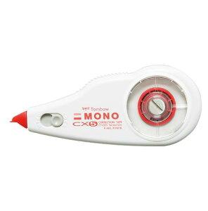 トンボ鉛筆[CT-CX5]修正テープ詰め替えタイプ モノCX5 ★[筆記具][修正用品・消しゴム][修正テープ]