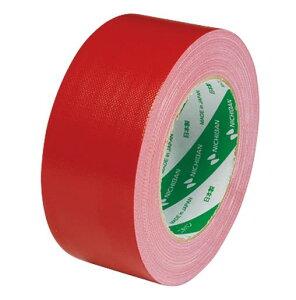 ニチバン[102N-50 アカ]布テープ102N 赤 50X25[作業用品・制服][梱包テープ・養生テープ][布テープ]
