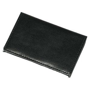 レイメイ藤井[GLN9001B]ジョッター式名刺入れ(合皮製) ブラック[ファイル・ケース][整理用品][名刺入れ]