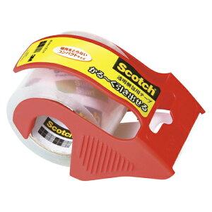 スリ−エムジャパン[145DN]透明梱包用テープ[作業用品・制服][梱包テープ・養生テープ][梱包テープ]