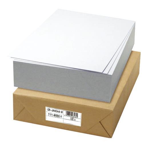 クラウン[CR-JH45A4-W]クラウン板目表紙A4 JH45A[ファイル・ケース][パンチ式ファイル][板目表紙]