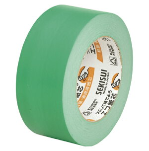 積水化学工業[NO.500WC 50X50 ミドリ]カラークラフトテープ 緑[作業用品・制服][梱包テープ・養生テープ][クラフトテープ]