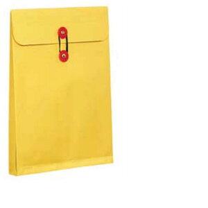 高春堂[134]角2マチ紐付保存袋カーデックス177kg[事務用品][印章・封筒・郵便用品][留め具付き封筒]