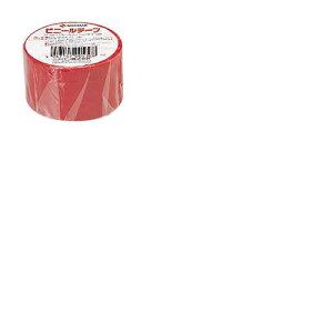 ニチバン[VT-381 アカ]ビニールテープ VT−38 赤    ●[作業用品・制服][梱包テープ・養生テープ][ビニールテープ]