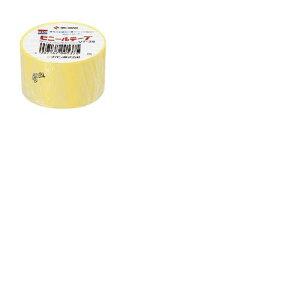 ニチバン[VT-382 キ]ビニールテープ VT−38 黄    ●[作業用品・制服][梱包テープ・養生テープ][ビニールテープ]