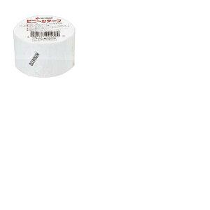 ニチバン[VT-385 シロ]ビニールテープ VT−38 白    ●[作業用品・制服][梱包テープ・養生テープ][ビニールテープ]