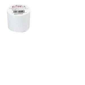 ニチバン[VT-505 シロ]ビニールテープ VT−50 白    ●[作業用品・制服][梱包テープ・養生テープ][ビニールテープ]