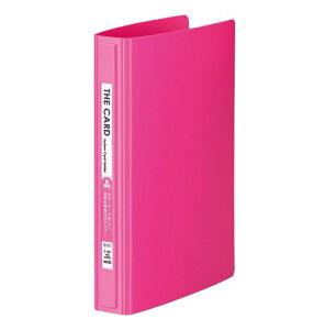 セキセイ[C-180-21 ピンク]システムカードホルダー ピンク[ファイル・ケース][整理用品][名刺ホルダー]
