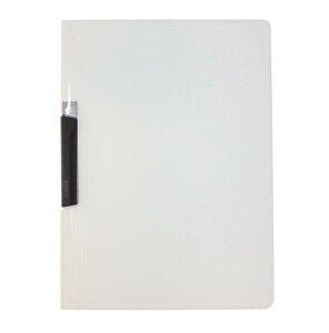 セキセイ[SSS-105-60 ブラック]クリップインファィル ブラック[ファイル・ケース][プレス式ファイル][クリップファイル]