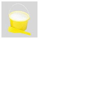 ヤマト[2KG]ポリ丸型容器のり 2kg事務用[事務用品][学童用品][澱粉のり]