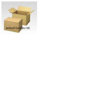 山田紙器[A3]段ボールケース 30枚入[作業用品・制服][保存箱・コンテナ][ダンボール箱]