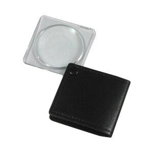 MIZAR(ミザールテック) 3.0倍 折りたたみ 携帯用ポケットルーペ RK-30PBK ブラック