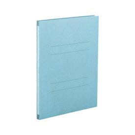 (まとめ) のび-るファイル エスヤード 紙表紙(背幅17-117mm) AE-50F-10 ブルー 1冊入 【×10セット】