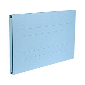 (まとめ) のび-るファイル エスヤード 紙表紙(PP貼)タフヤード(R)(背幅17-97mm) AE-51FP-10 ブルー 1冊入 【×5セット】