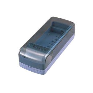 (業務用セット) カール 名刺整理箱 No870E-B ブルー 1個入 【×3セット】