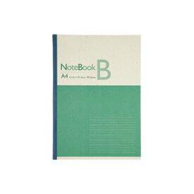 (業務用200セット) ジョインテックス 再生紙ノート A4 B罫1冊 P044J
