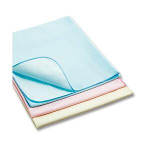 (まとめ)カネモ商事 Lor防水シーツスムースニットタイプ Lサイズ ピンク 1枚【×2セット】