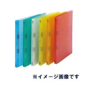 (まとめ)ビュートン フラットファイルPP A4S イエローFF-A4S-CY【×30セット】