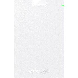 バッファロー USB3.2(Gen1)対応ポータブルHDD Type-Cケーブル付 2TB ホワイト