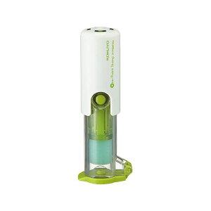 (まとめ) コクヨビニールパッチホルダー(ワンパッチスタンプ) グリーン タ-PSM10G 1個 【×10セット】