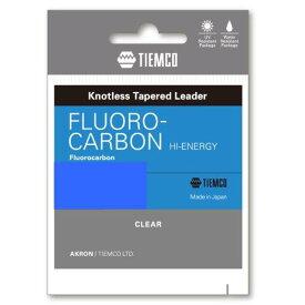 【ティムコ(TIEMCO)】TIEMCO フロロリーダー ハイエナジー 9FT 1X