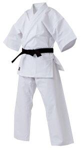 マーシャルワールドジャパン KU15-4 純白フルコンタクト空手着4号(白帯付)【新ロゴでの手配となります】