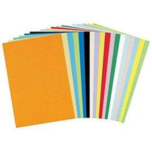 北越製紙 やよいカラー 8ツ切 うすもも 100枚 880647