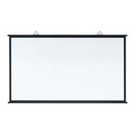 サンワサプライ プロジェクタースクリーン(壁掛け式) 品番:PRS-KBHD90