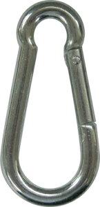 水上金属 ファースト チェーンパーツ ステンレス スプリングフック 6mm SF-6 【969-0696】