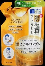 肌ラボ 極潤パーフェクトゲル つめかえ用  80g 【 ロート製薬 】 【 化粧品 】