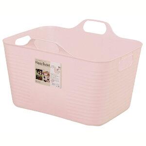 ハッピーバケット 角 Mサイズ ピンク